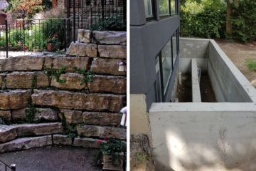 feature – retaining wall_window_well